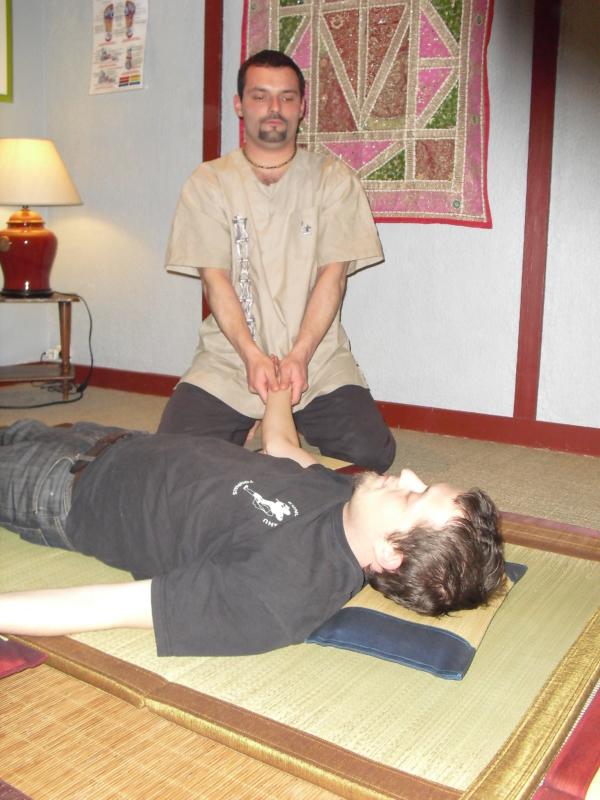 jv'Zen jerome vilain relaxation coréenne