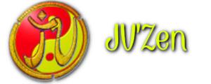 JV'Zen 1er Réflexologue RNCP de Vendée Masseur bien être Logo